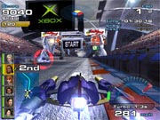 The developer's history with the Wipeout games is apparent.