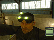 Sam Fisher is the splinter cell--an ultra secret commando working on highly classified assignments.