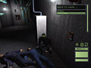 Splinter Cell ain't easy. Get ready to try, try, and try again during most every mission.
