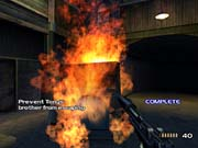 TimeSplitters 2 is all about options.
