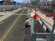 Like the last two Tony Hawk games, Underground has support for online games on the PlayStation 2.