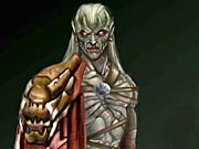 While you wouldn't know it from Kain's design, he's a pretty typical Oedipus figure.