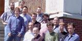 The lead members of the Prince of Persia team in Montreal during the summer of 2003.