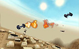 Rogue Squadron lets you tackle planetary missions in a variety of classic Star Wars fighters.