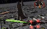Rogue Leader's recreation of the attack on the Death Star is stunning in its detail and realism.
