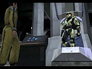This is you, the Master Chief.  Good morning--ready to save humanity?