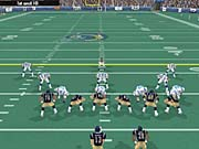 Shotgun formation is one of the best passing formations but don't hesitate to mix it up with a QB or RB draw.