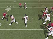 Michael Vick is one of the best players in this year's Madden. He's potent as a passer and as a runner.