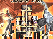 You can play as many characters, including bosses, in Tenchu's multiplayer versus mode.