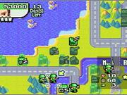 The meticulous balance of the first Advance Wars wasn't changed much for the sequel.