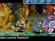 The second game in the Golden Sun series is even more polished than the previous game.