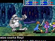 Golden Sun: The Lost Age features some nice extras in the form of a multiplayer game and GBA link-cable support.