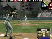 One of the game's more clever characteristics is how handedness affects the size of the hitter's contact area.