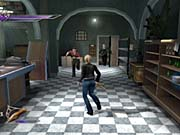 Each playable character in the game has his or her own unique fighting style and method of handling.