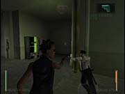 Enter the Matrix's engine delivers a pretty standard third-person action game.
