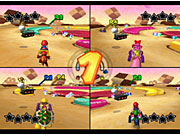 Your nostalgia for past Mario Kart games will likely determine how strongly you take to Double Dash.