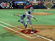 ...but MLB Slugfest 2004's impact is diminished a bit by the fact that last year's game is still relatively recent history.