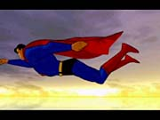 Superman has all the abilities of his comic book and cartoon counterparts.