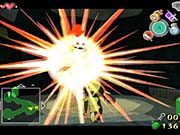 The game's final confrontation puts a nice new twist on the classic Zelda boss fight.