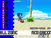 Sonic and friends have made their debut on Nokia's N-Gage, though not in a particularly impressive manner.