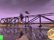 You'll wish that Black Hawk Down's gameplay were as dramatic as its visuals sometimes are.
