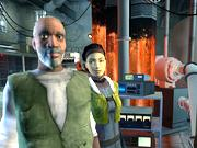 Gordon Freeman is back in Half-Life 2, and he'll have some help from Dr. Eli and Alyx Vance.