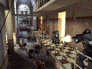 As much attention as Half-Life 2's cinematic aspirations are bound to inspire, the game promises plenty of pure action.