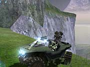 The PC version of Halo is mostly identical to the original Xbox version, but it's still a truly impressive game.