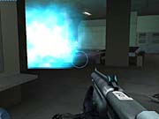 A well-placed grenade can set off a chain reaction that blows away a whole pack of enemies.