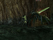Lineage II will have an easy-to-use, mouse-driven combat system.