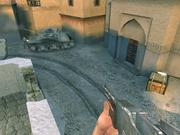 The streets of Tunisia are among the many exotic locales included in the game.