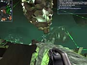 Core Combat introduces new cavern areas that look interesting but are usually empty.