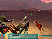 As with most online RPGs, your best bet to have a good time playing Galaxies is to make some friends.