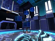 The game's graphics remain faithful to the colorful visual design of the movie.