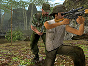 Vietcong takes place in the thick of the Vietnam War.