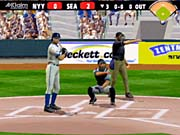 Every so often, the ump will call to first or third for a second opinion.