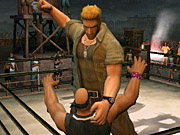 The combat engine in Def Jam Vendetta gives you plenty of options to beat your opponent.