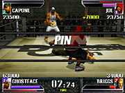 Def Jam; Vendetta features artists from the Def Jam label.