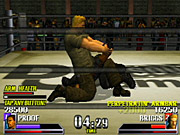 The wrestling aspects of the game are surprisingly deep.