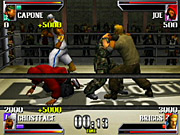 Multiplayer battles can get crazy.