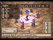 There are tons of different character classes to be unlocked, and you can use monsters in your party as well.