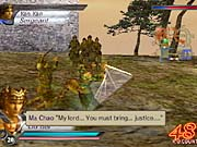 The gameplay in Dynasty Warriors 4 will be familiar to anyone who's played the previous entries in the series.
