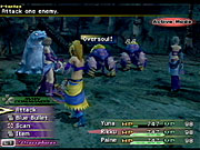 Although the game is a change of pace from traditional Final Fantasy games, the gameplay is rock solid.