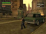 Most of the game's plot is advanced by a series of humorous Soviet-run newscasts, which cover your actions as terrorist activities.