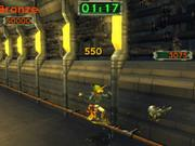 Jak II is an enormous and ambitious game that succeeds on every level.