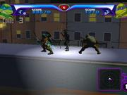Leonardo, Donatello, Michelangelo, and Raphael are back, once again fighting Shredder and his insidious Foot Clan.