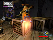 Rayman 3 maintains the spirit of Rayman 2, but with a much broader, brighter color palette.