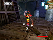 Variety of action has always been a trademark of the Rayman games, and Rayman 3 delivers on this.