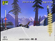 When you begin playing SSX3, your attention will obviously be held by your immediate surroundings.