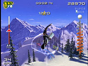 SSX3's music tracks give the audio a stylized bit of kick, thanks to thumping tunes that really pull you into the game.